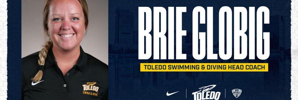 Toledo Removes Interim Tag, Makes Brie Globig Head Coach of Toledo Swimming